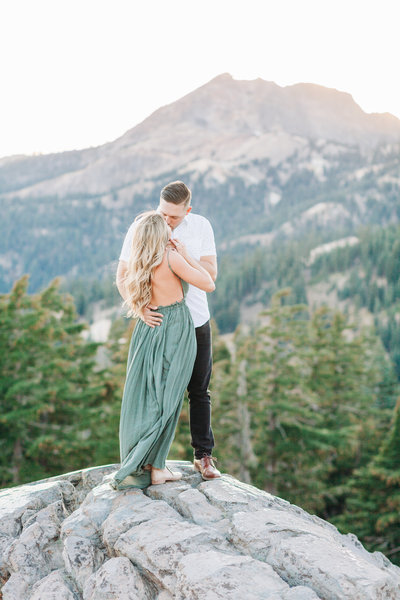 Lassen Park Engagement Session