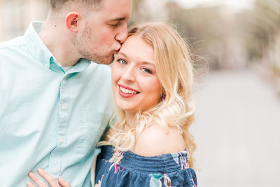 Cincinnati Wedding Photography // Off the Film Photography //Downtown Cincinnati