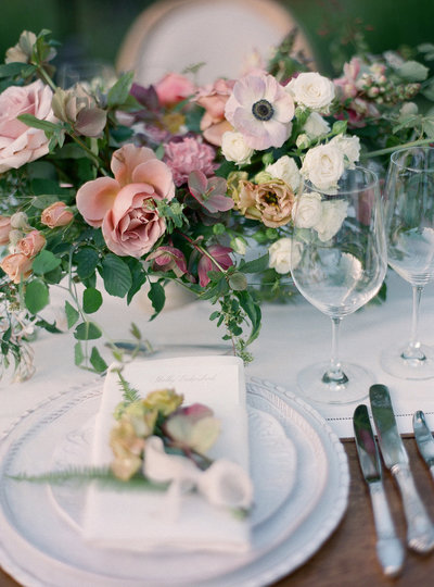 Blush Romantic wedding with Simone Lennon0023
