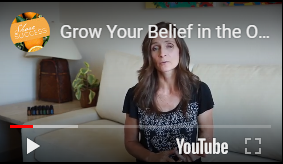 Grow Your Belief in the Opportunity