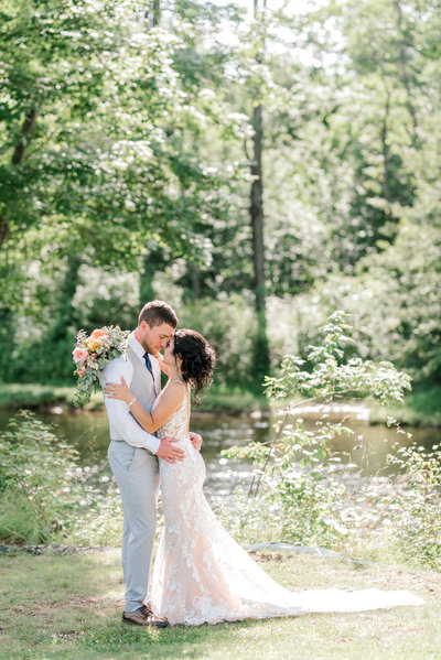 WNY Vineyard Wedding Captured by HS Neckers Photography