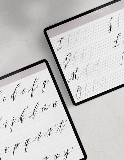 Learn-Modern-Calligraphy-Guides-Procreate