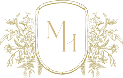 MH Crest Gold Simple
