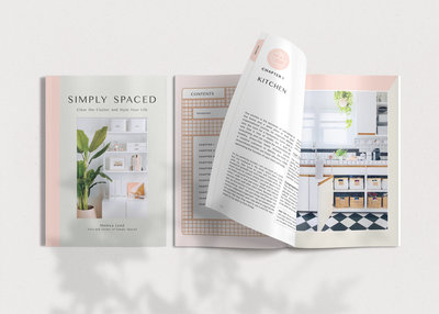 SimplySpaced Book Inside
