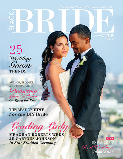 Black Bride Magazine Vol 2