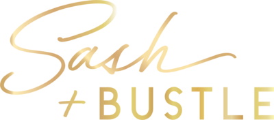 SashBustle_StackedLogo_gold