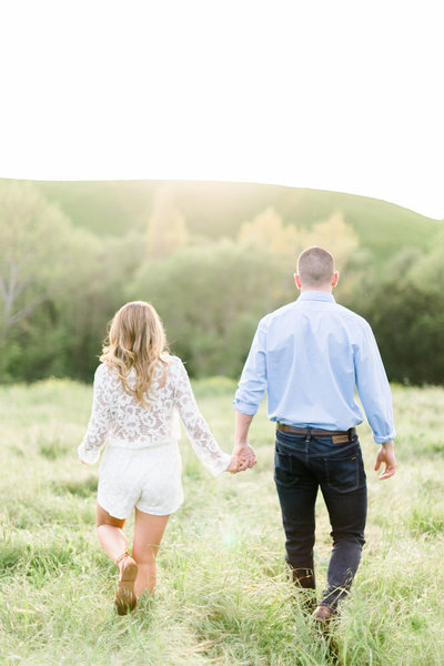Garin Regional Park Engagement Session