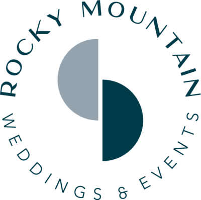 Rocky Mountain Weddings & Events Logo