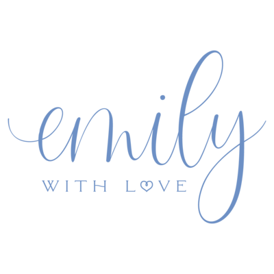 Emily with Love logo