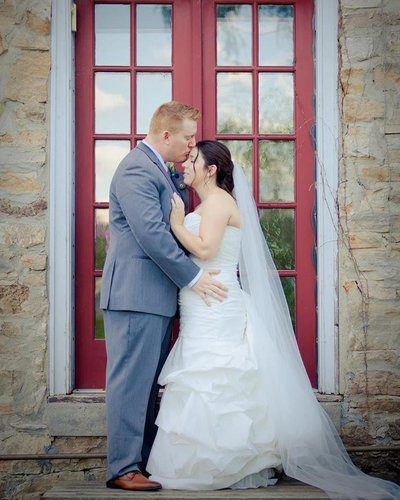 Shy Couple Ottawa Wedding Photography