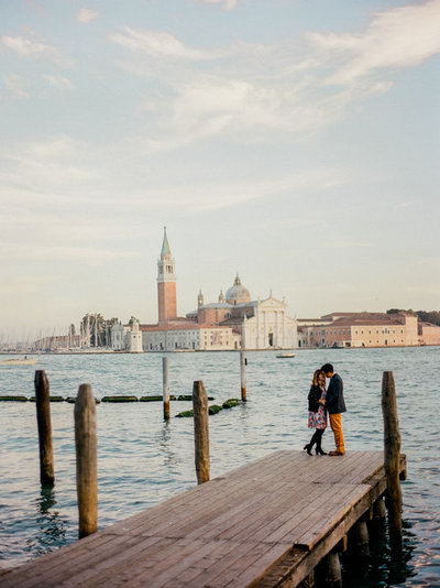 Venice Italy Engagement Photos-12