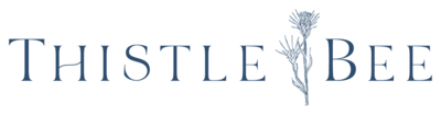 thistle bee logo