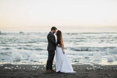 Iceland Wedding | Krysta Gorman Photography