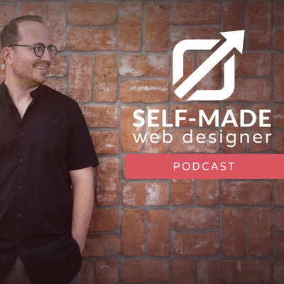 Podcast art for Self-Made Web Designer Podcast