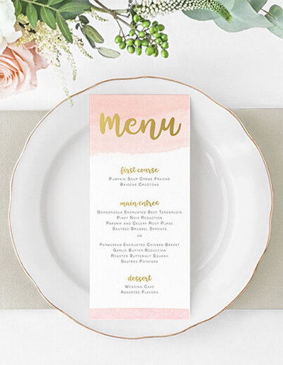 gold_foil_watercolor_blush_menu