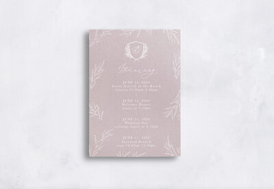 pirouettepaper.com | How To Word Your Wedding Invitations | Pirouette Paper 03