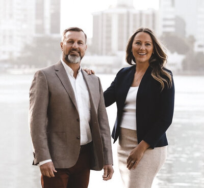 Buyers Agent Gold Coast Tony Coughran and Eva Coughran
