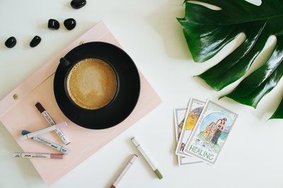 Salt House | Coffee & Tarot