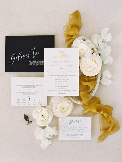 pirouettepaper.com | Wedding Stationery, Signage and Invitations | Pirouette Paper Company | Wedding Invitations | Jordan Galindo Photography _ (70)