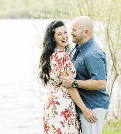 Indiana engagement photographer