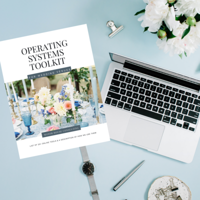 Manor House Consulting - Wedding Venue Consultant - Operating Systems Toolkit