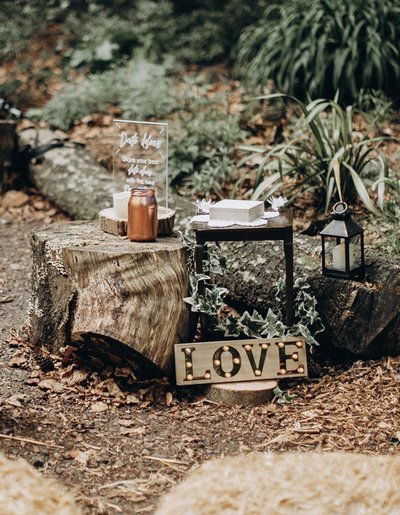 Svetlana Bennington Boho Wedding Details Photography