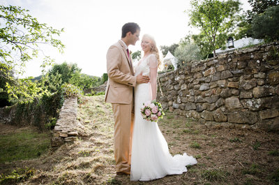 Bride Shoot - Provence - South of France - Elegant