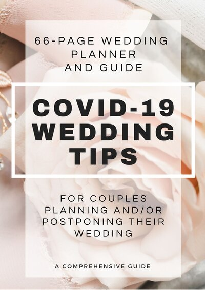 COVID-19 Wedding Guide + Planner SMP