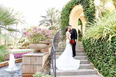 Wedding Photography at PGA National Resort and Spa