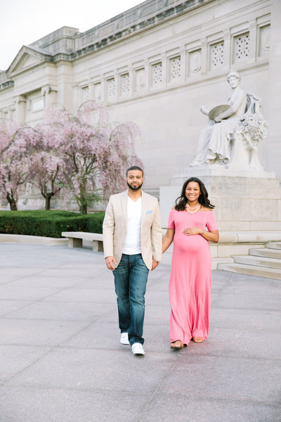 Forest Park Maternity Session