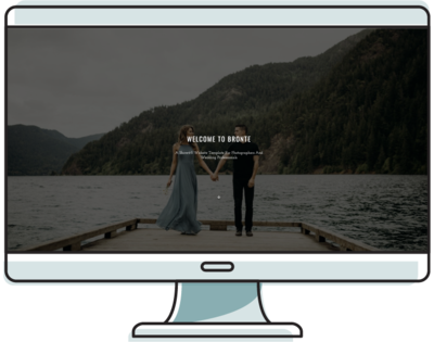 Bronte Showit Website Template