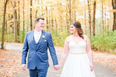 Newlywed Portraits Cait Potter Creative LLC Milltop Potters Bridge Noblesville Square Courthouse Wedding-12