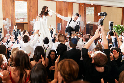 023 Jewish Wedding Photography by Luminous Weddings
