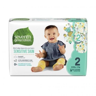 Seventh Gen Diapers