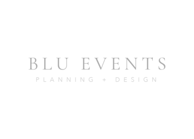 Blu Events Logo