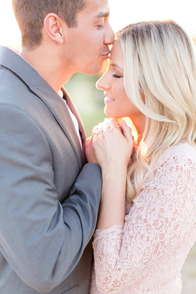 Blush Desert Engagement Session Scottsdale, Arizona | Amy & Jordan Photography