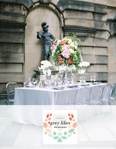 Kelley Cannon Events Grey Likes