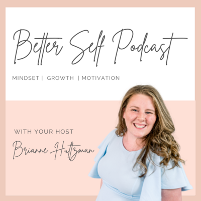 Final better self podcast cover