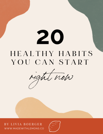 20-healthy-habits-you-can-start-right-now