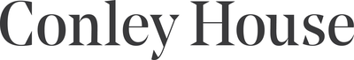 Conley House | Ebony Logo (Line Listed)
