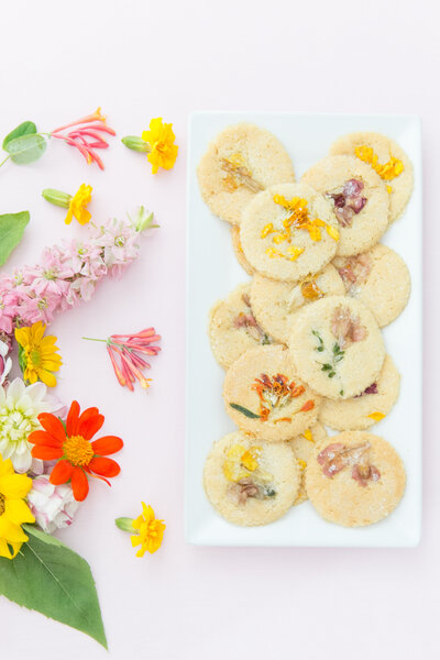 Pressed flower cookies-0114