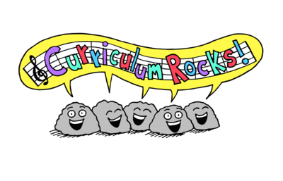 Curriculum Rocks Logo