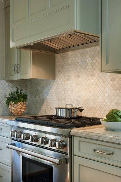 Elegant Pasadena Kitchen San Gabriel Valley Interior Designer Samantha Williams Interior Design