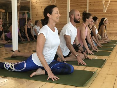 Soma Yoga Institutes Therapeutic Yoga Teacher Training in California