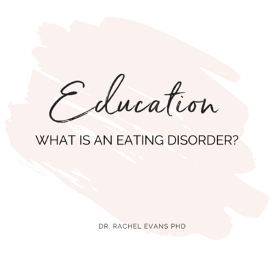education on eating disorders