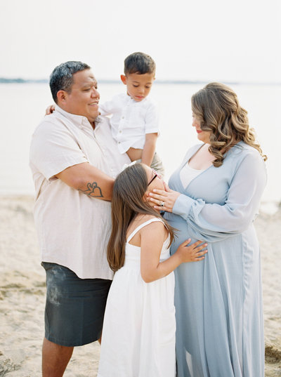 Pewaukee maternity photography