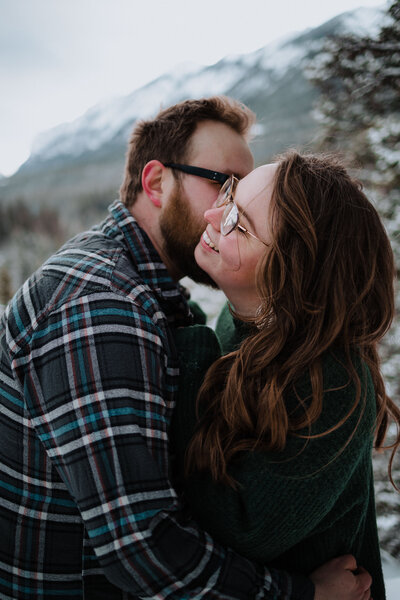 Banff couples session