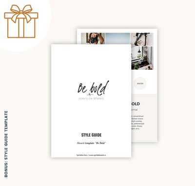 Be-bold---Bonusses-in-webshop-styleguide