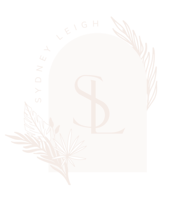 Sydney Leigh Photography logo