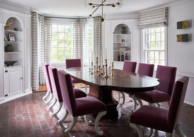 Shannon Connor top Princeton, NJ interior designer